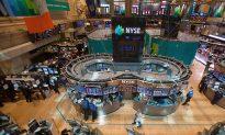 US Stocks Close Just Below 2012 Highs