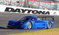 Chevrolet Reveals Grand Am Corvette DP