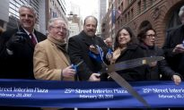 Baruch Students Ecstatic About New Pedestrian Plaza in NYC