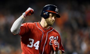 Is Bryce Harper Having the Best Season for a 22-Year-Old in the Modern Era?
