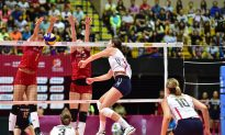 FIVB Volleyball World Grand Prix—Final Round