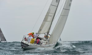 Heavy Seas Provide Stern Test For Typhoon Series Competitors