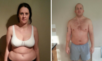 Couple Has 16 Weeks Before Wedding to Get Fit, and The Results Are Stunning
