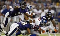 Giants and Ravens Clash: 'Sunday's Best'