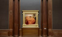 Leighton's Erotic 'Flaming June' Both Fascinates and Irritates Art World