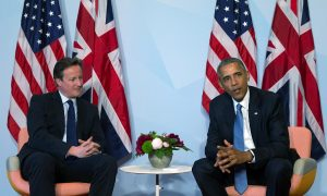 Why Obama Doesn't Want the UK to Leave Europe