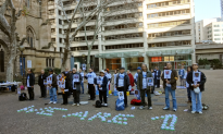 Sydney Hunger Strikers Call to End Human Rights Violations in Vietnam