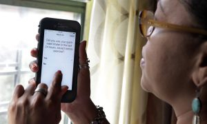 App Turns Smartphones Into Tools for Medical Research