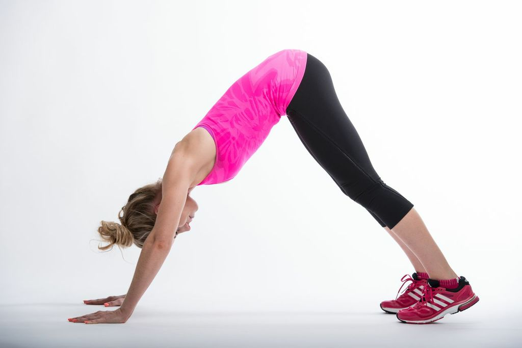 4 Post-Workout Stretches to Steal From Yoga