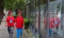 Meet China's Army of Grandma Block Monitors