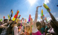 Thousands Flood Central Park in Super-Fun Waterfight NYC 2015 (+ Photos)