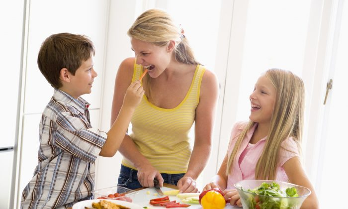 Obesity is a pressing problem now so this is important. Parents have real responsibilities in terms of the monitoring and no one else can do it for them. (Fotolia)
