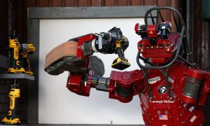 Wars of the Future Will Be Fought by Robots and Hackers