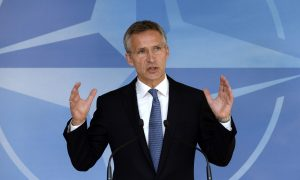 NATO Chief: Alliance Faces 'Conflict, Instability'