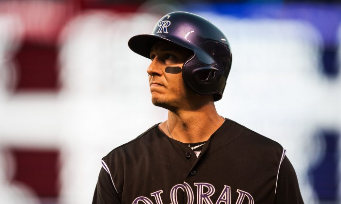 Troy Tulowitzki made five All-Star teams during his time in Colorado. (Dustin Bradford/Getty Images)