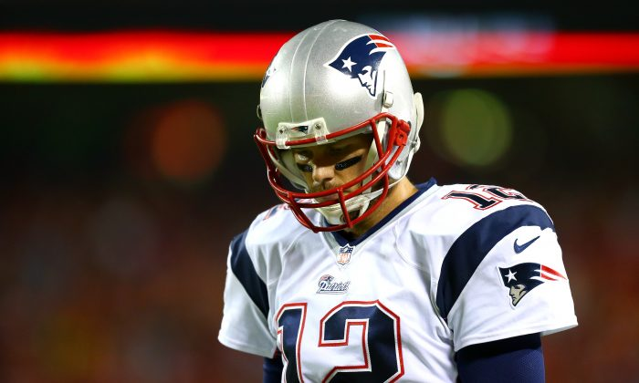 Tom Brady has won four Super Bowls with the New England Patriots, but the team will be at a disadvantage without him for the first four games of 2015. (Dilip Vishwanat/Getty Images)