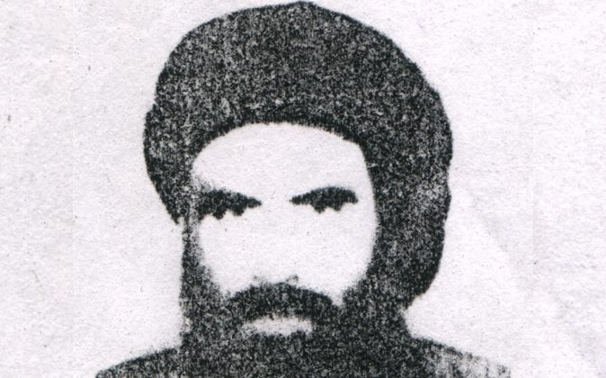 Mullah Omar, chief of the Taliban, in this undated photo. (Getty Images)