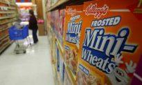 Weaker Cereal Sales Hurt Kellogg Earnings