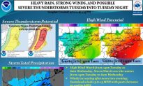 Tornado Watch Issued for New York