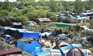 'Is This Really Europe?': Refugees in Calais Speak of Desperate Conditions
