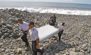 Hopes High Wing Flap Will Shed Light on Flight 370 Mystery