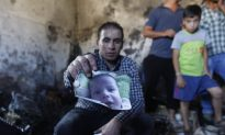 18-Month-Old Baby Burned to Death After Attack in West Bank