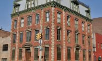 New York City Structures: 32nd Precinct House
