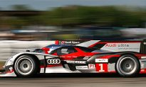 Audi Sweeps Top Three in 60th Anniversary Sebring 12 Hours Qualifying