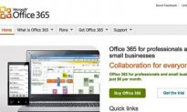 Microsoft Office 365 Cloud Based Office Suite Nothing New