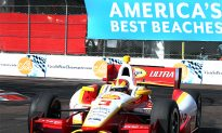 Fort Lauderdale IndyCar Race Hits Financial Wall