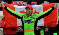 Hinchcliffe Gets First IndyCar Win at Honda Grand Prix of St. Petersburg