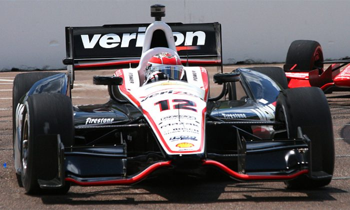 Will Power came from twelfth on the starting grid to win the IndyCar Toyota Grand Prix of Long Beach. Will Power came from twelfth on the starting grid to win the IndyCar Toyota Grand Prix of Long Beach