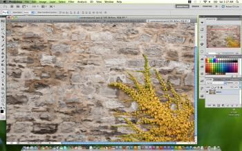 A subject is removed from an image without a trace after applying the Content-Aware features in Adobe Photoshop CS5. (Joshua Phillip/The Epoch Times)