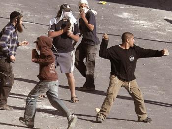 Riots in Hebron Continue