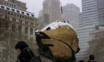 Ground Zero 9/11 Victims Demand Sphere Should Remain