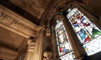 Air-purifying Church Windows Early Nanotechnology