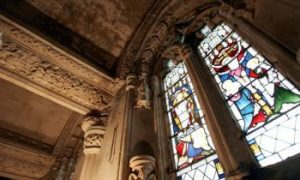 Air-purifying Church Windows Early Nanotechnology