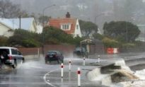 Storm the Size of Australia Heading for NZ