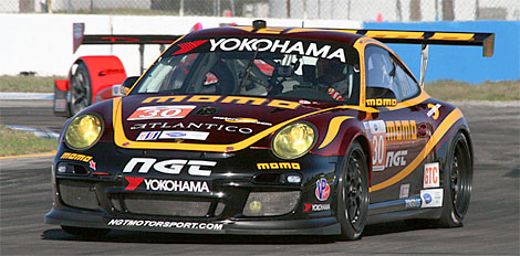 NGT will strenghten the GTC grid with a pair of 997 GT3 Cup Porsches. (James Fish/The Epoch Times)