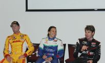 Power, Hunter-Reay, Silvestro Discuss Opening Day