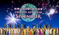 Shen Yun's Innovative Backdrops Impress Artists