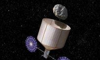 NASA May Capture Asteroid to Orbit Moon