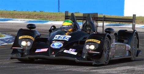 In P2 the #055 HPD ARX-03b of Scott Tucker and Christophe Bouchut will lead the field. (James Fish/The Epoch Times)