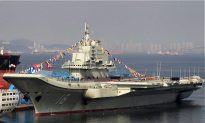Chinese Regime's First Aircraft Carrier Not Ready, Say Experts