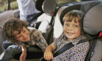 Many Parents Not Using Booster Seats for Their Children