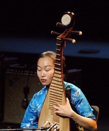 Ancient Chinese used music for healing.  (Eric Fererberg/AFP/Getty Images)