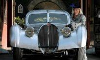1936 Bugatti Type 57SC Atlantic Sold For Over $30 Million