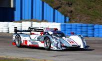 Audi #1 Fastest, #2 Crashes in Thursday Morning Sebring 12-Hour Practice