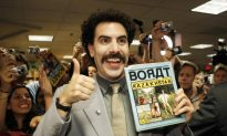 Kazakhstan Still Haunted by 'Borat'