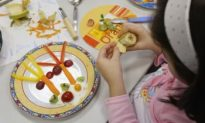Getting Healthy Foods into Fussy Kids
